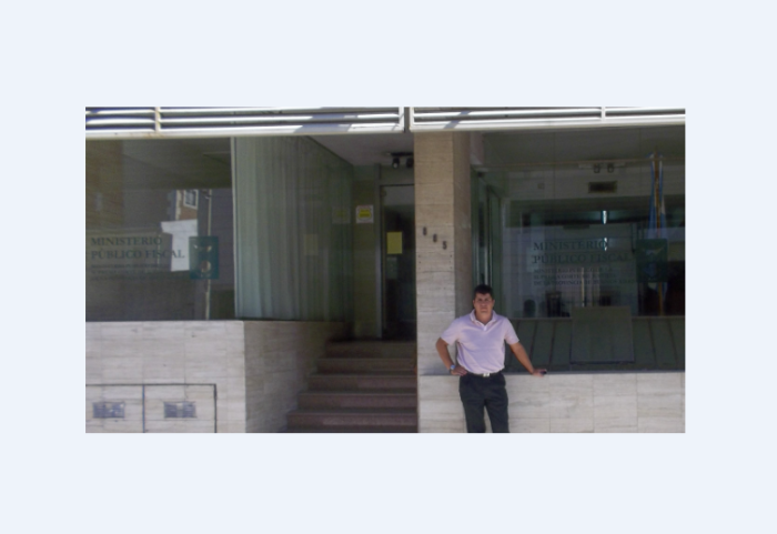 Aceptación del cargo - Fiscalia de la ciudad de Pegamino